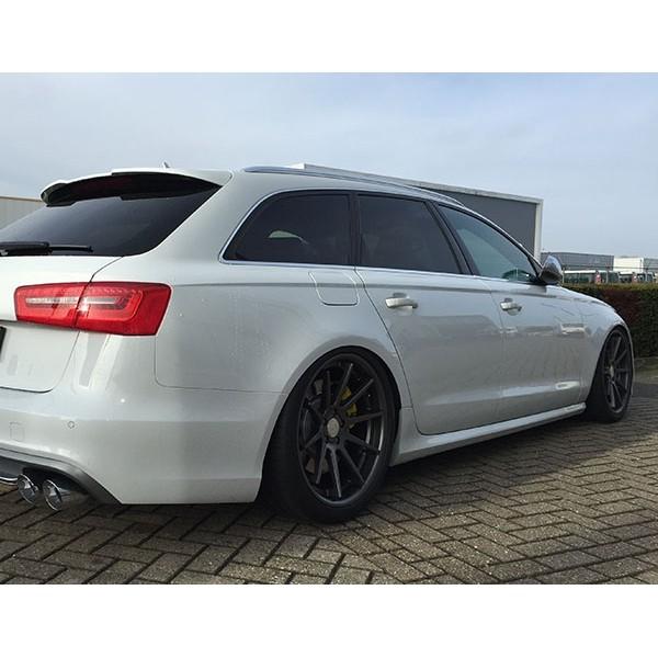 Audi A7/S7/RS7 4G Airsuspension lowering Module met app